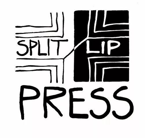 Split Lip Press Logo