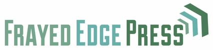 Frayed edge press logo